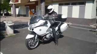 BMW R1200RT in japan.MOV