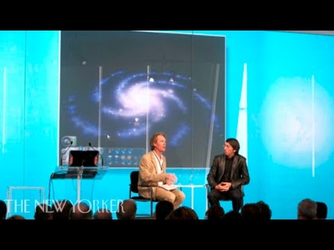"""""""Spore""""'s Will Wright on gaming design - The New Yorker Conference"""
