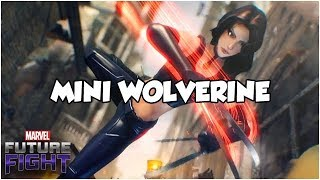 MINI WOLVERINE - Marvel Future Fight