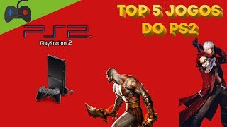 Top 5 jogos de ps2+download