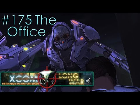 #175 The Office - Aliens vs Redditors - Xcom Long War Ironman Impossible