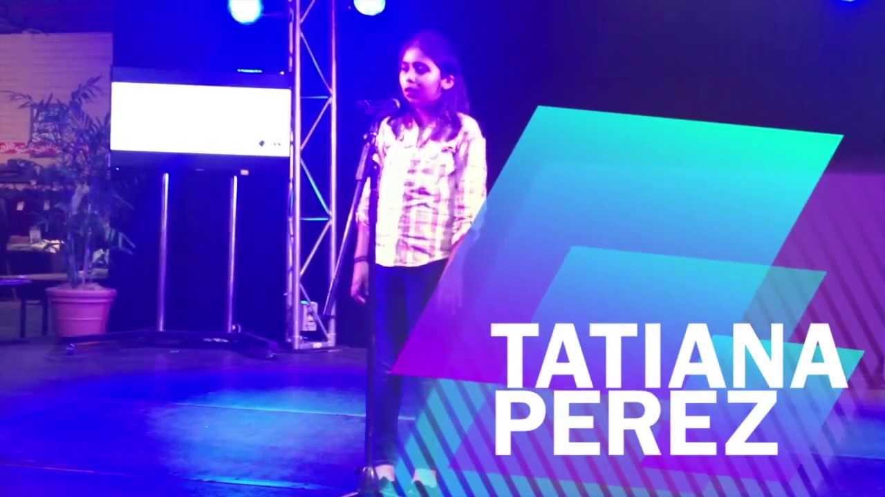 Tatiana perez hsbc bank - Tatiana Perez Performs At Ekka 2013