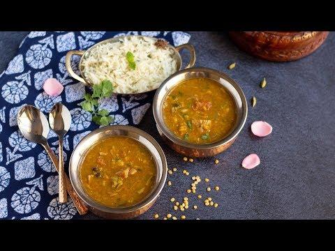 instant-pot-veg-dalcha-|-tender-jackfruit-and-lentils-curry
