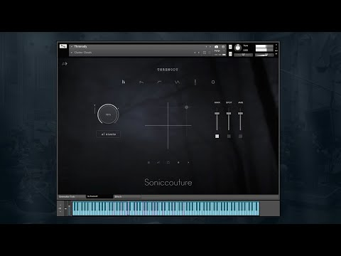 Threnody Strings: Articulations
