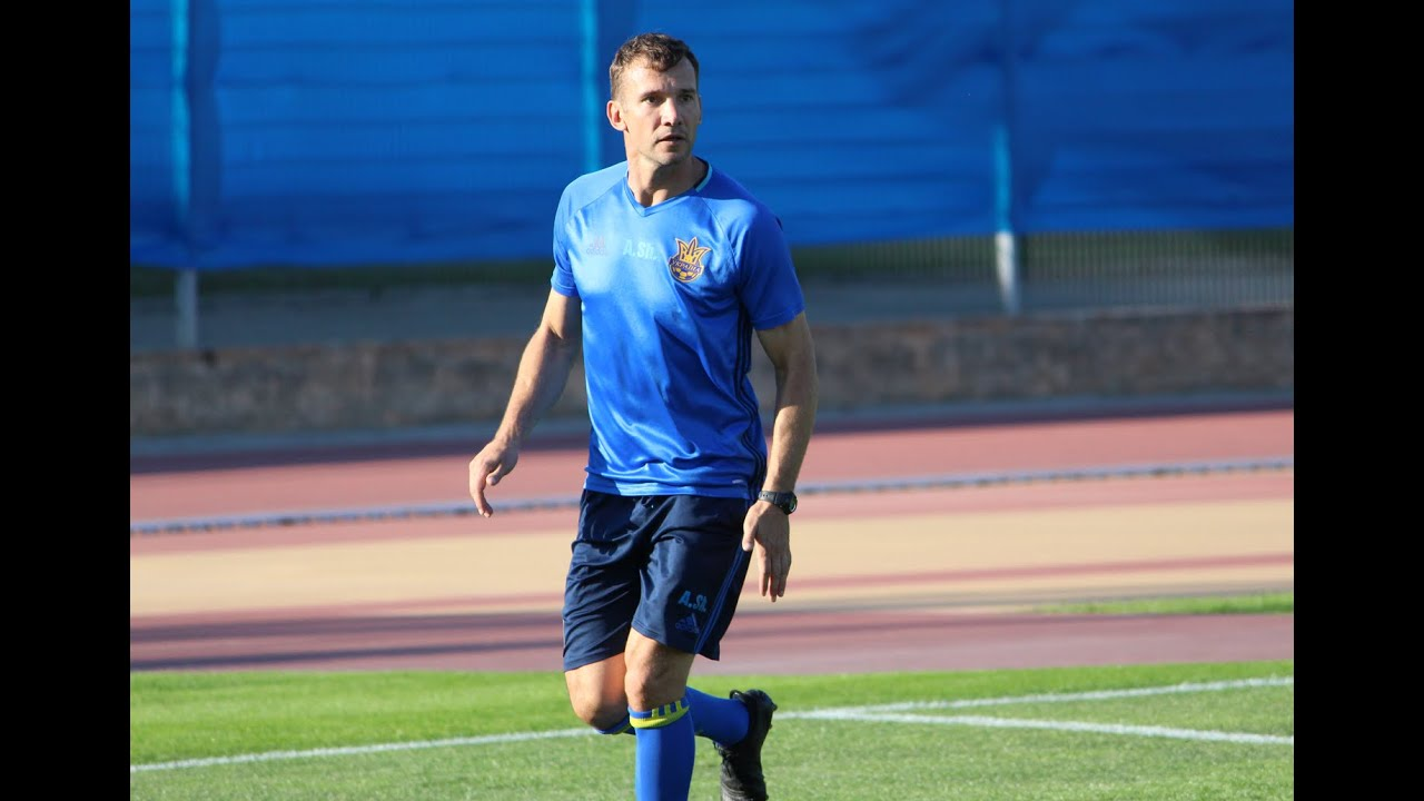 "Andriy Shevchenko ""Euro 2016 is very important tournament for"
