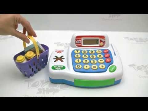 Market Kasa Seti Oyuncağı: Toyzz Shop - Market Cash Register Toy