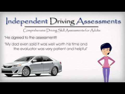 Independent Driving Assessements - Intro Video