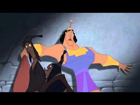 Emperor's New Groove (7/8) Best Movie Quote - Kronk Mission Impossible (2000)