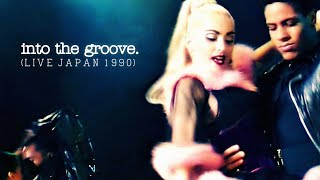 Madonna - Into The Groove (Live Japan 1990)