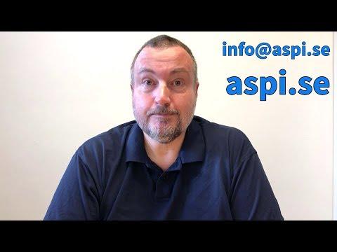 ASPI 04 – Perceptions-hantering vid autismtillstånd