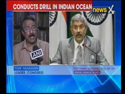 Top Indian diplomat S Jaishankar in Beijing to discuss NSG bid & declare Masood Azhar as terrorist