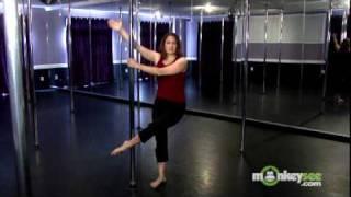 Pole Dancing - Fireman's Spin