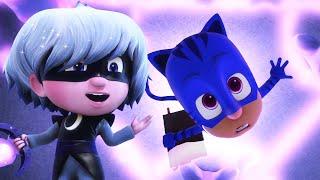 PJ Masks Full Episodes New Episode 7 Full Episodes Season 2 | Superhero Kids