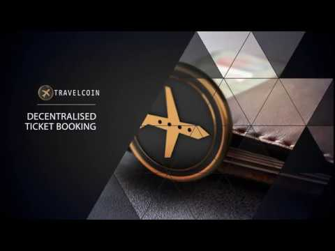 Travelcoin Live Demo - Posting Booking Tickets on Blockchain