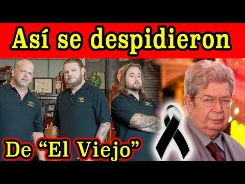 FAMILIA da el ÚLTIMO ADIOS a 'El Viejo' del PRECIO DE LA HISTORIA