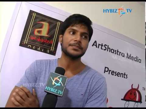 FoodAsura launch by Actor Sundeep Kishan of DK BOSE Fame