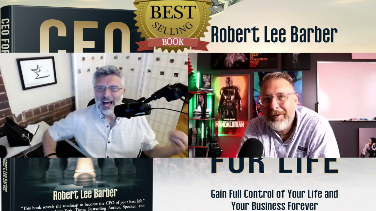 CEO FOR LIFE Experience #62 Your Brain On Story with Tom Asacker