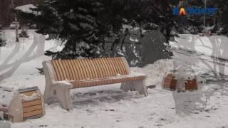 Снегопад в Волгограде: дети играют в снежки и лепят снеговиков в предвкушении Нового года