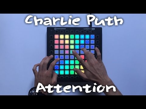 Charlie Puth - Attention // Launchpad Cover/Remix