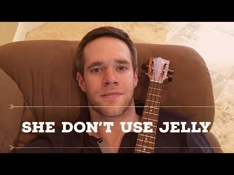 The Flaming Lips - She Don't Use Jelly (Ukulele Cover)
