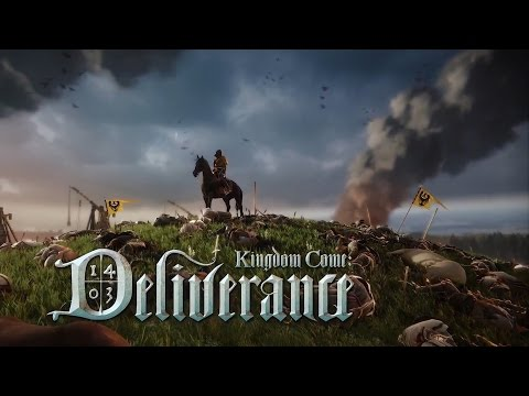 Kingdom Come: Deliverance BETA - Let's Play Part 1: Hunt for Reeky