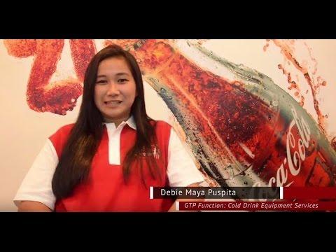 Asiknya Bekerja di Coca-Cola Amatil Indonesia