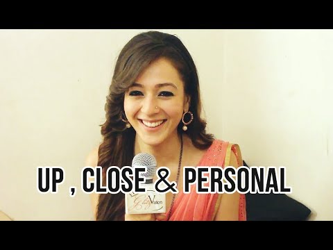 Up , Close & Personal With Priyal Gor