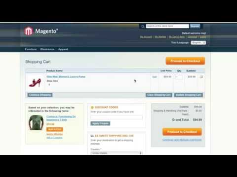 Creating Promotions and Coupon Codes in Magento