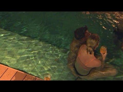 Gaat het nú al fout in het zwembad?  - TEMPTATION ISLAND