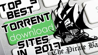 Top 5 Best Torrent Sites In 2017