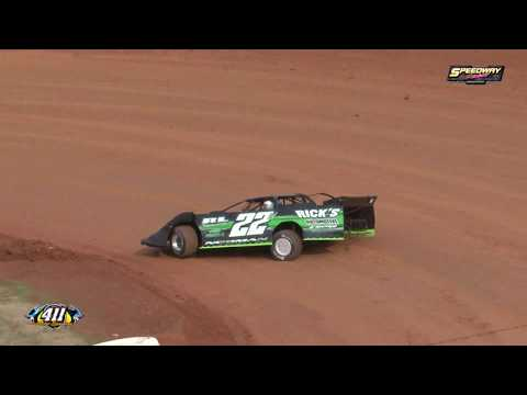 604 Crate Late Model Qualifying @ 411 Motor Speedway Dec. 27, 2019