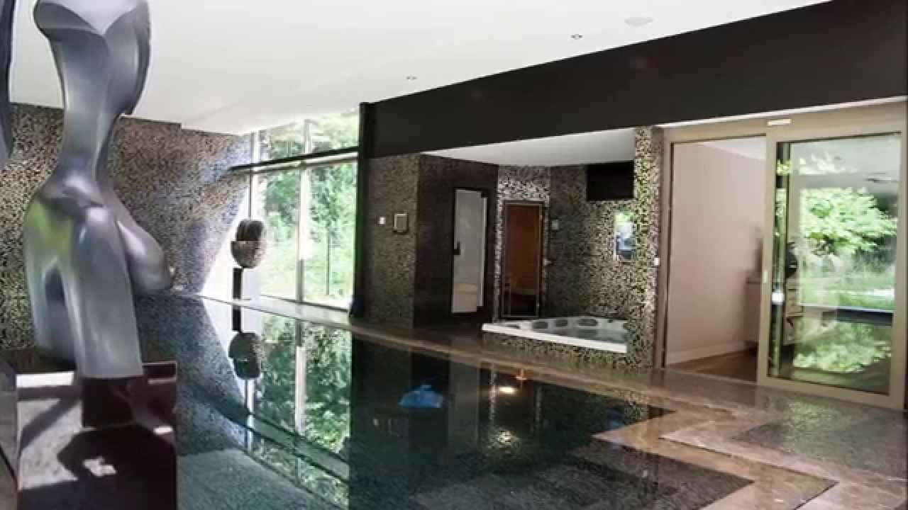 Binnenbaden aangelegd door van gemert zwembaden & saunas b.v. youtube