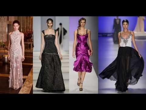 Modelos de Vestidos Dos Estilistas Brasileiros Todos Lindos