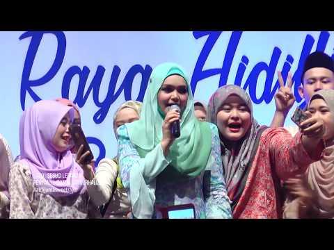 Datuk Siti Nurhaliza - Lagu Raya : Sesuci Lebaran