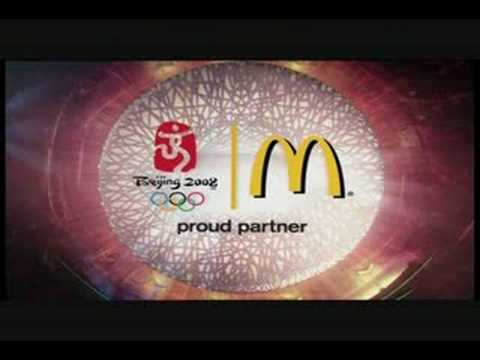 Seven Network Beijing 2008 Olympic Sponsor Intro