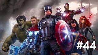 Black Widows Payout - Marvel Avengers Walkthrough Part 44