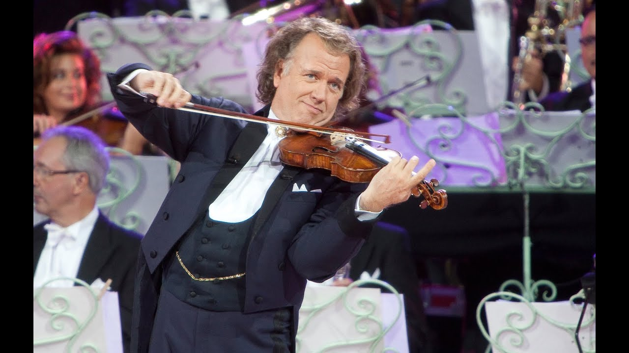 André Rieu - Wolgalied (Volga song) - YouTube