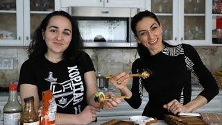 Հաճարով Սուշի Ռոլ - Մեր Լիլիթի Տարբերակը - Հեղինե - Heghineh Cooking Show in Armenian