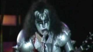 "Song 9 Kiss Alive Il  Rock And Roll All Night  APR.2,1977 ""BUDOKAN HALL"