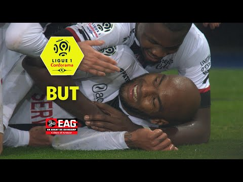 But Jimmy BRIAND (68') / Paris Saint-Germain - EA Guingamp (2-2)  (PARIS-EAG)/ 2017-18