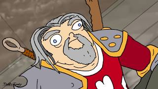 LEEROY JENKINS ANIMATED