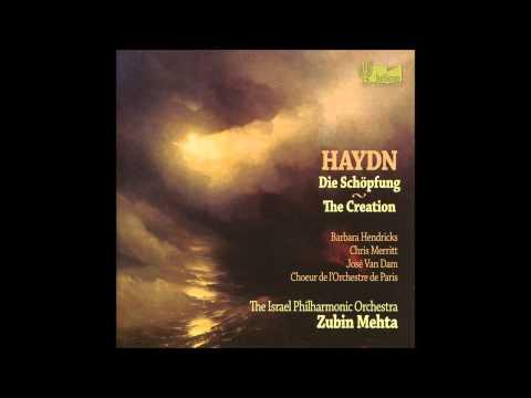 Haydn - The Creation, Hob. XXI:2, Pt. 1: No. 8 Arie: Nun beut die flur das frische grun