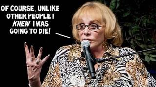 Sylvia Browne Death Special - The Witch Is Dead!