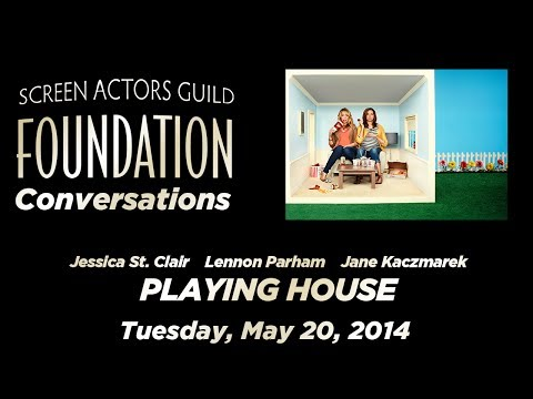 Conversations with Jessica St. Clair, Lennon Parham and Jane Kaczmarek of PLAYING HOUSE