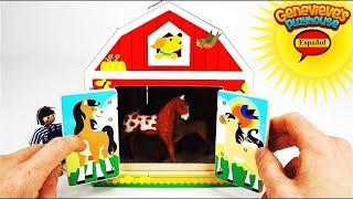 Aprende los Animales con Video Educativo para Niños y Bebés!