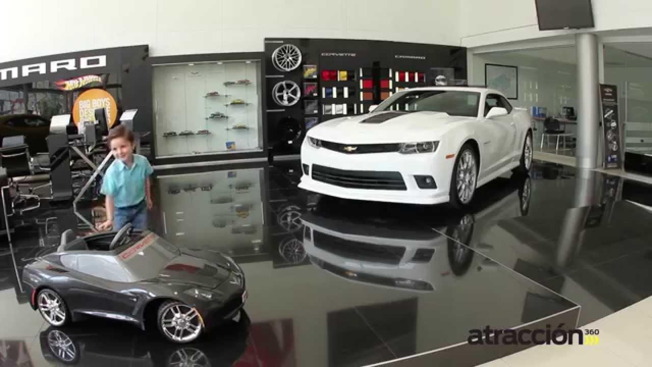 Chevrolet Camaro Spring Edition Es Un Juguete Para Ninos Grandes