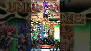 Unison League || Game Of Gods vs. HolyGuardians (Guild Battle)