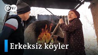 Kırgızistan'ın Erkeksiz Köyleri - DW Türkçe