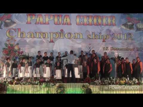Gema Chandra Choir. UNCEN. Ride The Chariod.