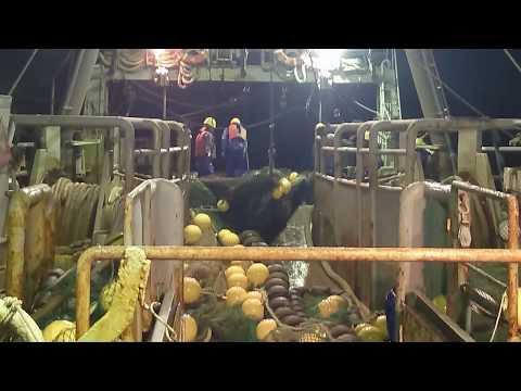 Beginilah kapal canggih penangkap ikan di Jepang